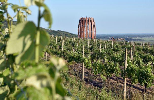 V obci Malá Tŕňa v okrese Trebišov funguje 12-metrová vyhliadková veža v tvare dreveného suda.