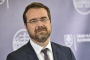 Minister zdravotníctva SR Marek Krajčí.
