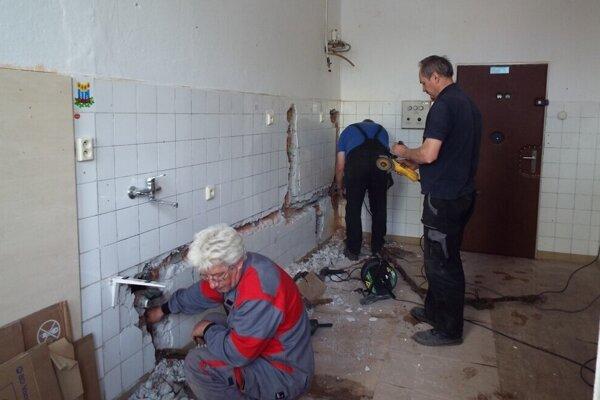 V Kysuckej nemocnici už čoskoro otvoria hyperbarickú komoru. Momentálne pracujú na úprave priestorov.