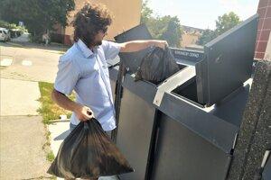 Poplatok za nakladanie skomunálnym a drobným stavebným odpadom bude možno vyšší. Treba triediť viac.