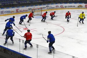 Hokejisti HK Poprad.