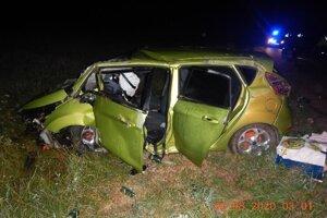 alkohol za volantom opäť úradoval.