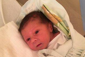 Armin Heimlich (2800 g a 48 cm) sa narodil 19. júla o 6.10 hodine rodičom Alexandre a Ronaldovi Heimlichovcom zo Šiah.
