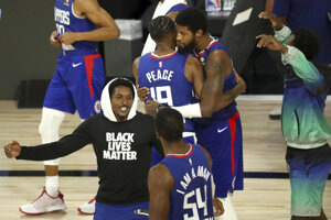Basketbalisti Los Angeles Clippers.