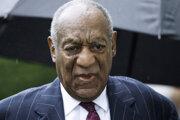 Bill Cosby na snímke z roku 2018.