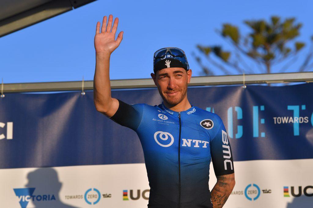 Giacomo Nizzolo, cyklista, tím NTT Pro Cycling