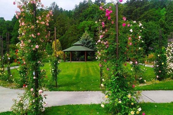 Botanická záhrada bude hostiť koncert.