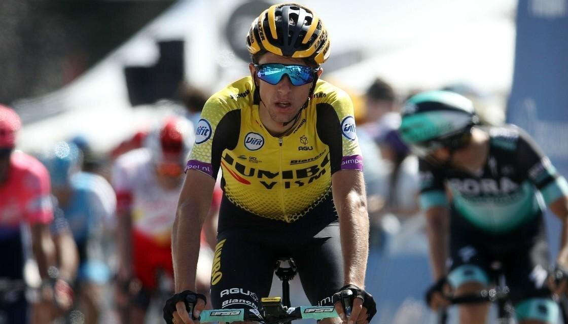 George Bennett, cyklista, tím Team Jumbo-Visma