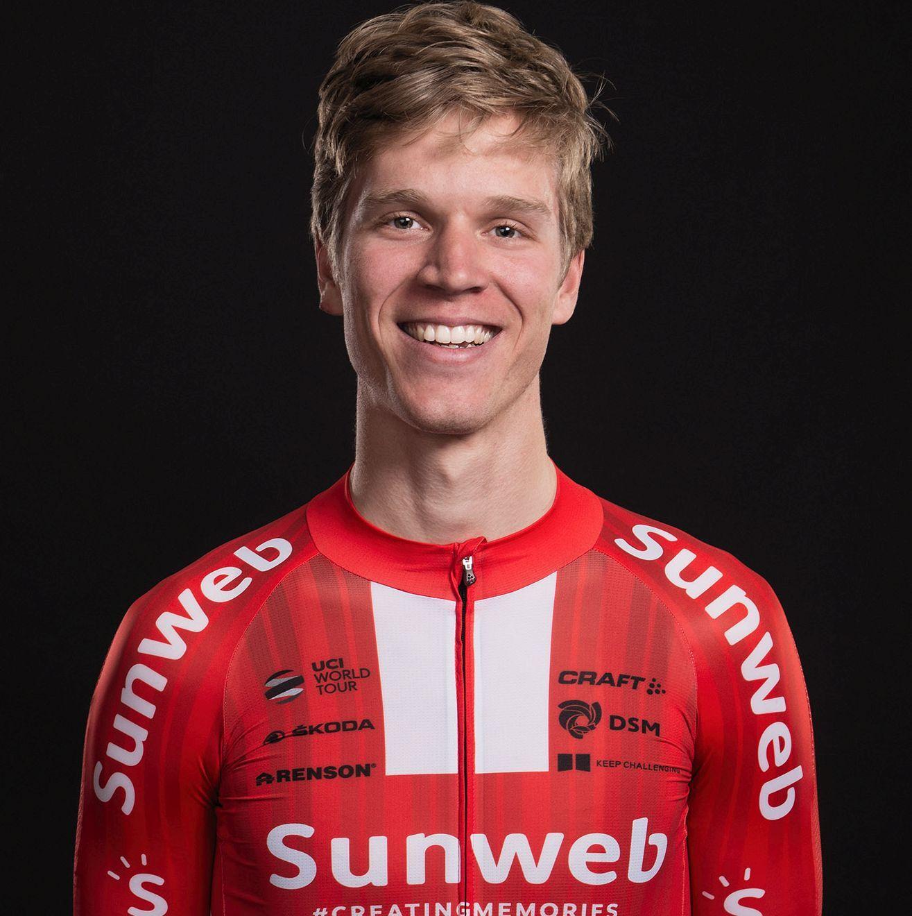 Cees Bol, cyklista, tím Team Sunweb