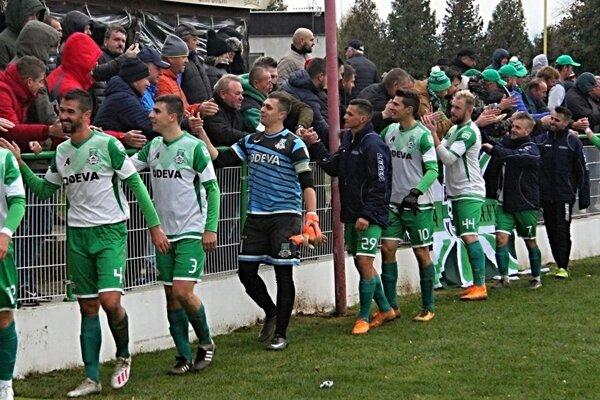 Futbalisti Lipian sa chcú takto tešiť s fanúšikmi aj v tejto sezóne.