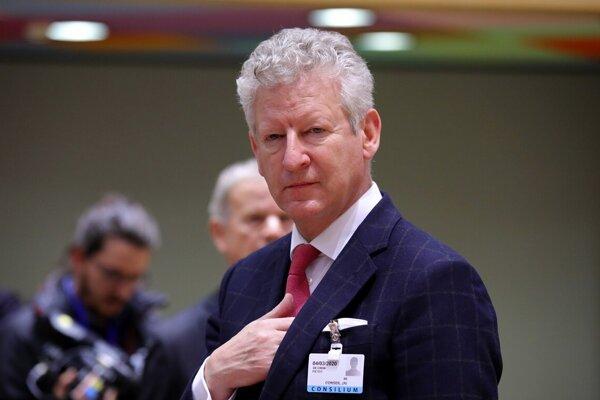 Belgický minister vnútra Pieter De Crem.