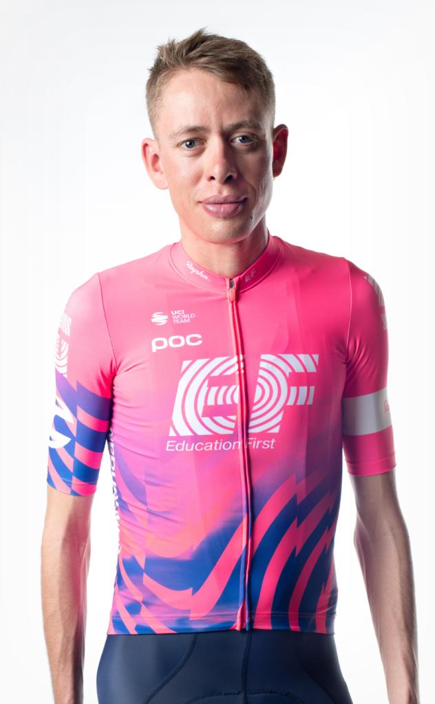 Hugh Carthy, cyklista, tím EF Pro Cycling
