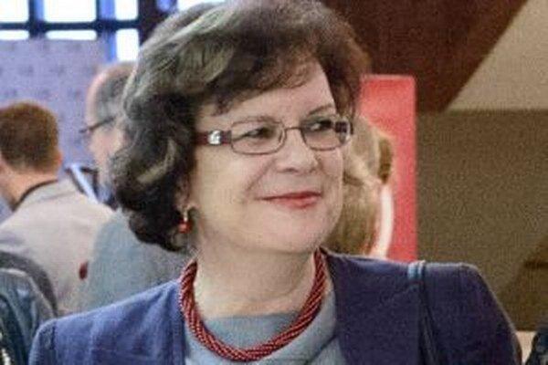 Riaditeľka Divadelnej Nitry Darina Kárová.