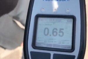 Opitý muž jazdiaci po sídlisku nafúkal 1,35 promile alkoholu.