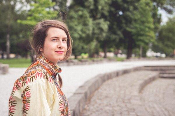 Monika Suchánska celebruje posledné rozlúčky.