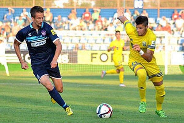 Marko Perišič (vľavo) je jedným z trojice, ktorá prvýkrát nastúpila za FC ViOn.