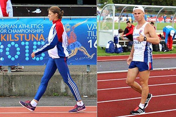 Vo Švédsku súťažili aj Daniela Ledecká a Michal Morvay.