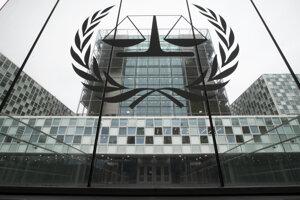 Medzinárodný trestný súd (ICC) v Haagu.