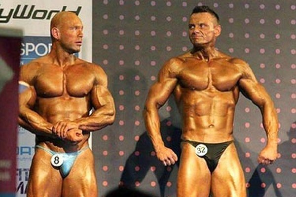Zľava Michal Gašparík a Andrej Drahoš.