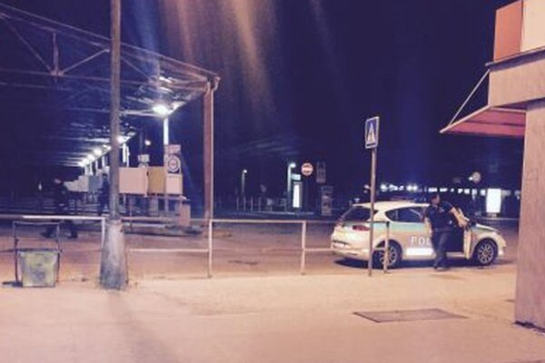 Nitrianske stanice boli zatvorené od 22.10 do polnoci.