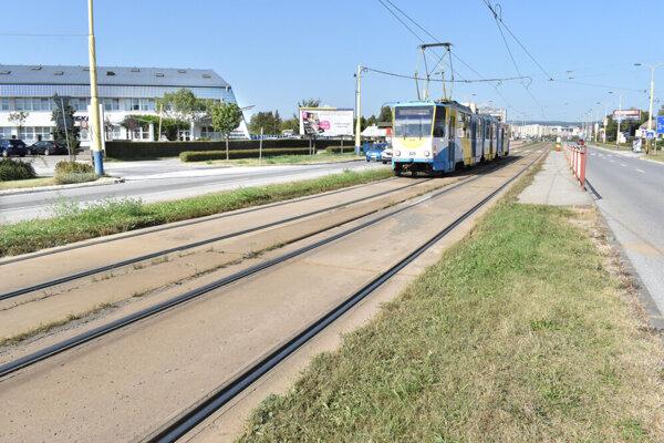 Vedenie mesta Košice sa usiluje získať financie na modernizáciu električkovej trate na Alejovej ešte z aktuálneho balíka eurofondov.