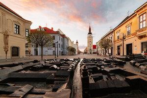 Mesto Trnava.