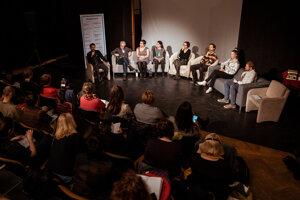 Medzinárodná konferencia je pravidelnou súčasťou festivalu.