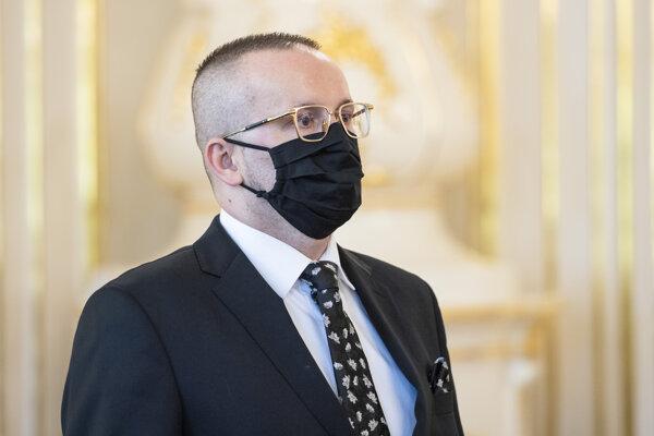 Riaditeľ Slovenskej informačnej služby Vladimír Pčolinský.