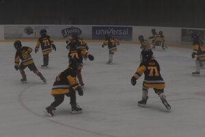 Prešovská mládež konečne na ľade.
