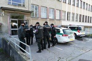 Polícia pátra po nezvestnom mužovi