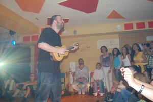 Ivan Tásler v City Clube.