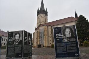 Netypická výstava v Prešove.