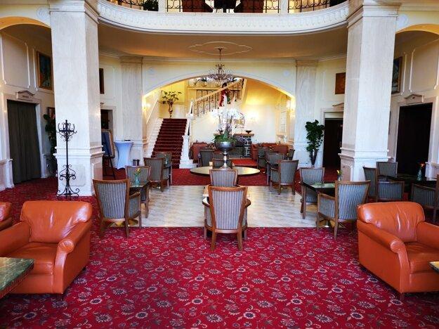 Grandhotel Praha 4*