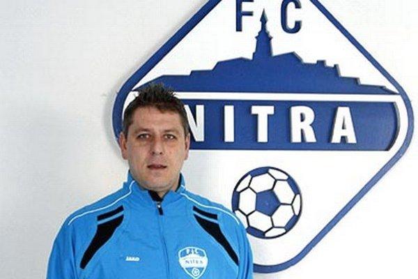 Igor Demo pôsobí od leta ako športový riaditeľ FC Nitra.