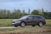 Škoda Octavia e-TEC