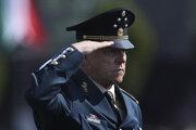 Generál Cienfuegos bol ministrom obrany v rokoch 2012-18 počas vlády vtedajšieho mexického prezidenta Enriqueho Peňu Nietu.