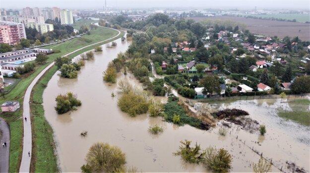 Primátor Nových Zámkov vyhlásil mimoriadny stav