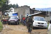 Z väzenia v Kongu utiekli stovky väzňov.
