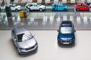Prvé Škody Karoq zmontované v bratislavskom Volkswagene