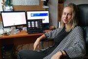 Tohtoročný webinár o tom, ako sa učiť tak, aby pri tom študent vysokej školy netrpel, sa odohrával bez osobného kontaktu kariérovej poradkyne Zuzany Kožárovej so študentmi.