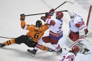 Lukáš Vopelka odštartoval hokejovú kariéru na severe Európy.