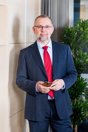 Ladislav Miko,vedúci Zastúpenia Európskej komisie v SR