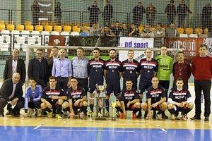 Futbalisti Čeľadíc vo finále porazili Chrenovú 7:3 a obhájili triumf.