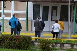 Pri základnej škole Gagarinová.