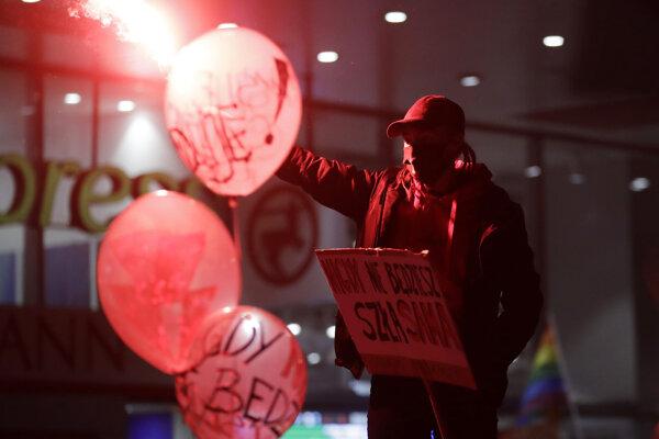 V Poľsku pokračujú protesty.