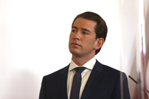 Rakúsky kancelár Sebastian Kurz.