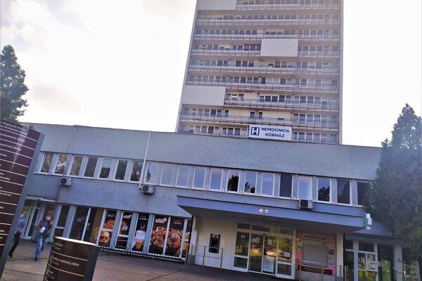 Novozámocká nemocnica prijme pacientov z nemocnice v Galante