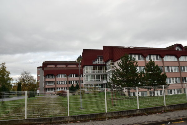 Nemocnica v Rimavskej Sobote