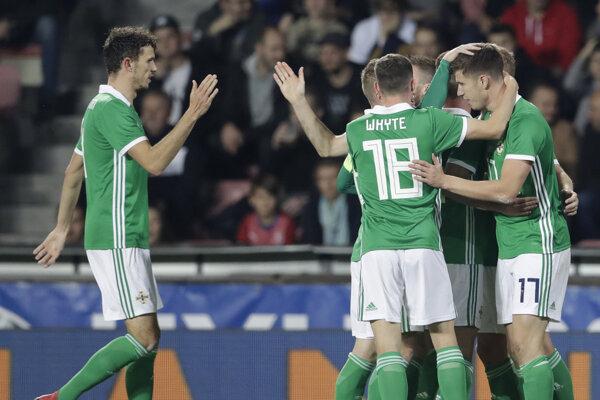 Severné Írsko sa v zápase proti Slovensku bude spoliehať na veľkú súdržnosť.