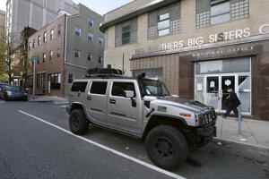 Muži po zadržaní priznali, že auto, ktoré policajti videli v blízkosti, patrí im.